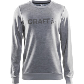 Craft Precise Sweater Heren, grey